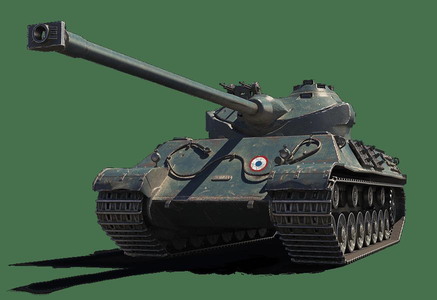 Премиум танк SOMUA SM
