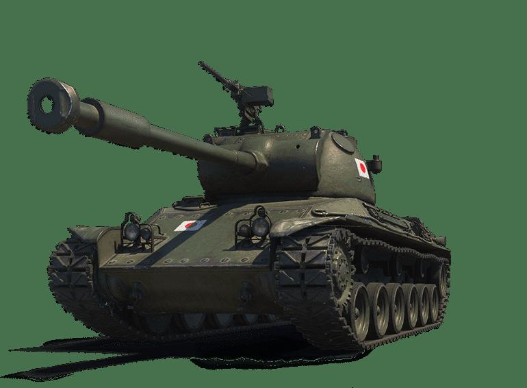 Премиум танк STA-2