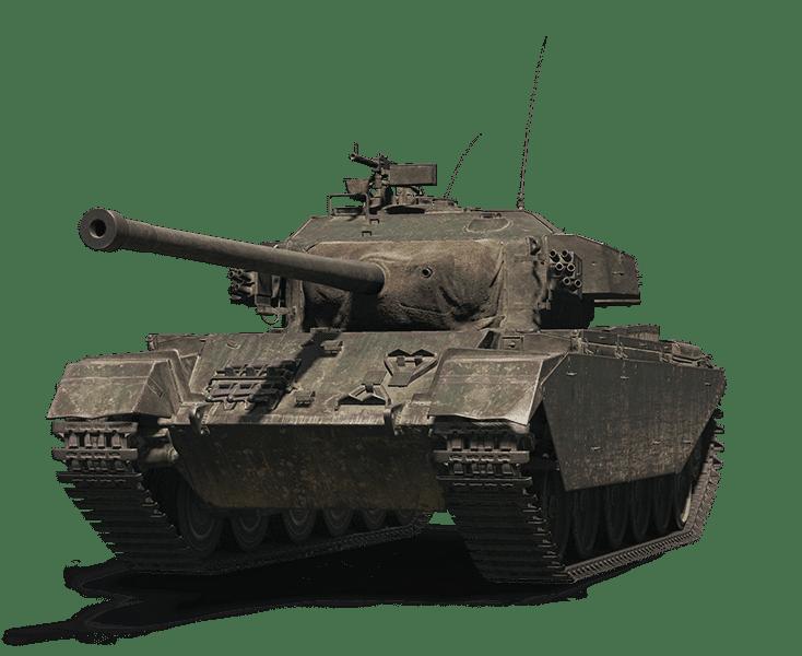 Премиум танк STRV 81