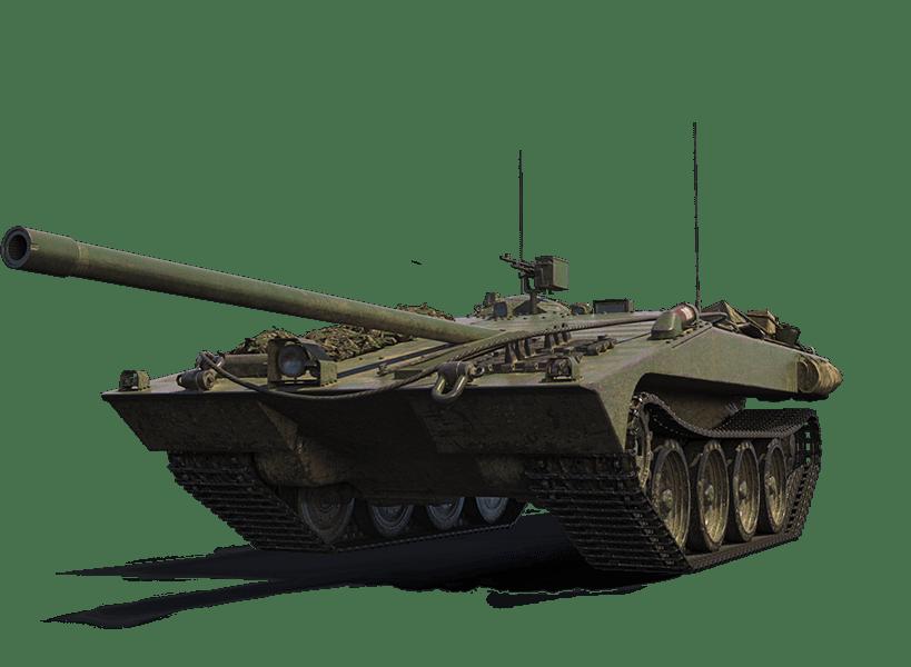 Премиум танк STRV S1