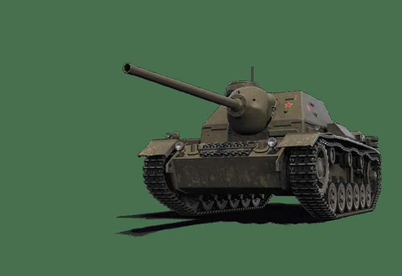 Премиум танк СУ-85И