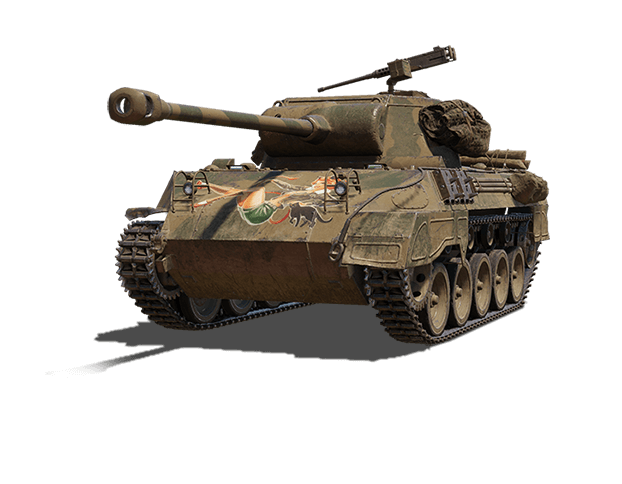 Премиум танк SUPER HELLCAT
