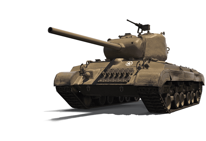 Премиум танк T25 PILOT NUMBER 1