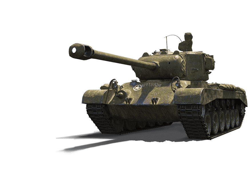Премиум танк T26E3 EAGLE 7