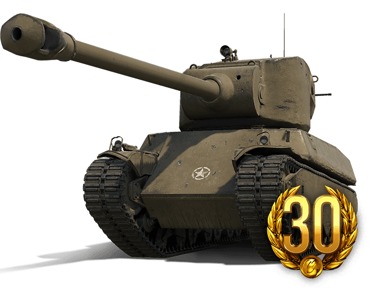 Премиум танк T1E6