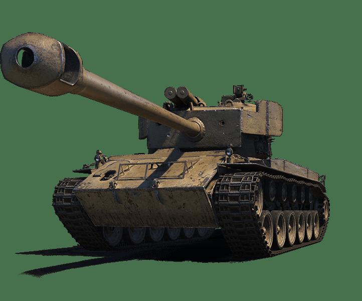 Премиум танк T26E4 SUPERPERSHING
