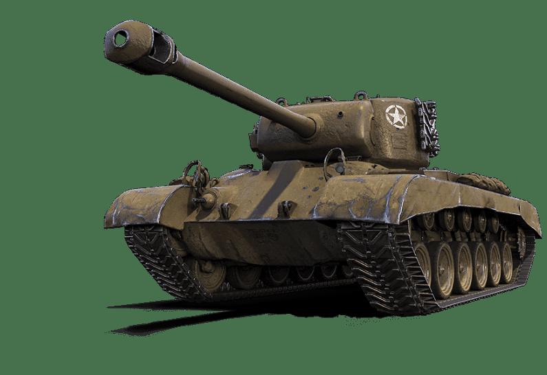 Премиум танк T26E5