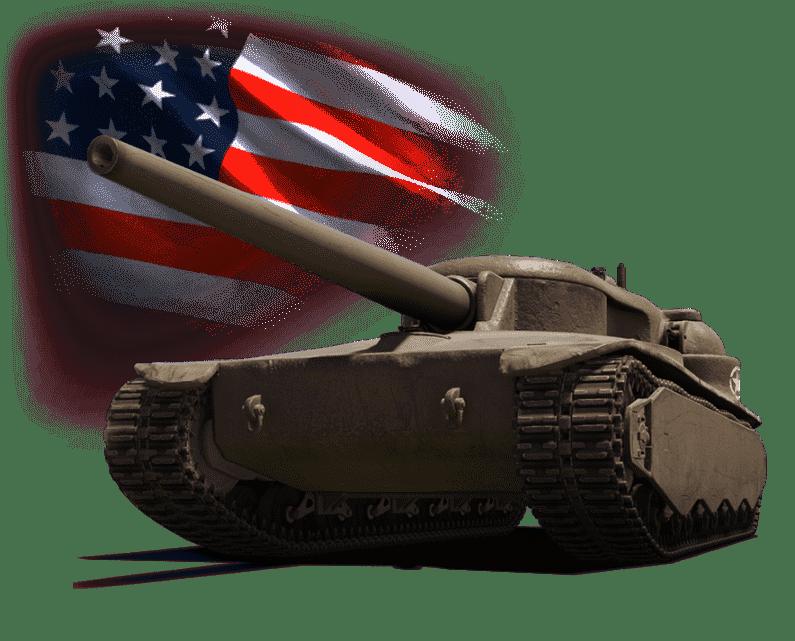 Премиум танк T28 CONCEPT