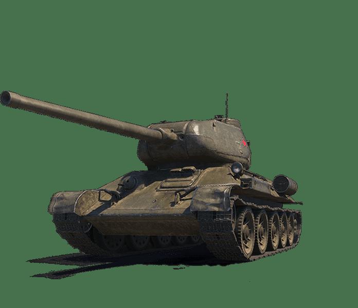 Премиум танк Т-34-85М