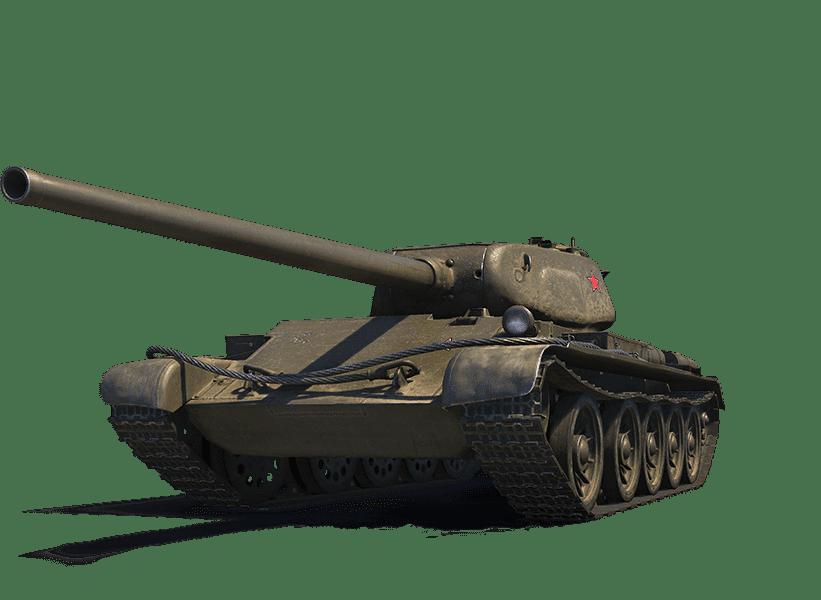 Премиум танк Т-54 ПЕРВЫЙ ОБРАЗЕЦ