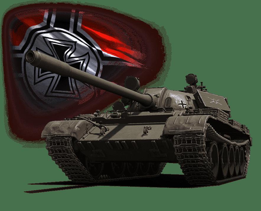 Премиум танк T 55A