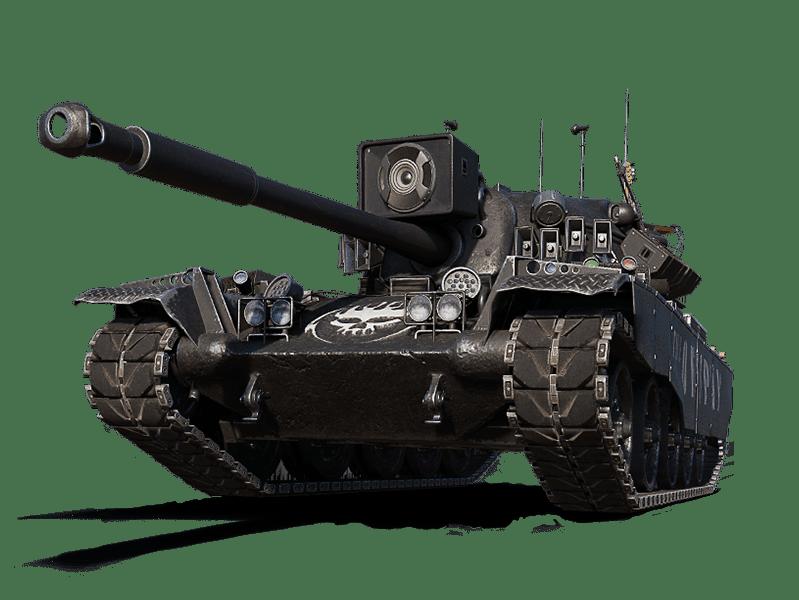 Премиум танк TL-1 LPC