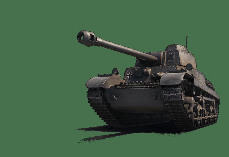 Премиум танк TURAN III PROTOTIPUS