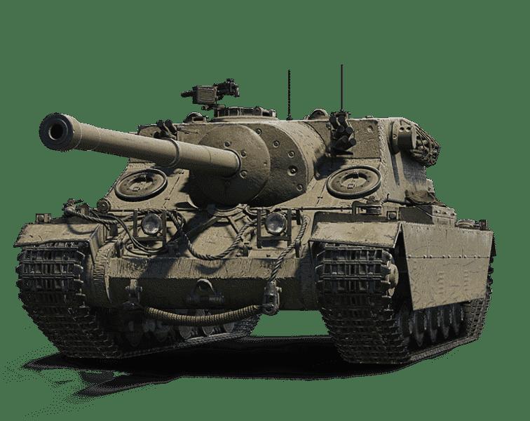 Премиум танк TURTLE MK. I
