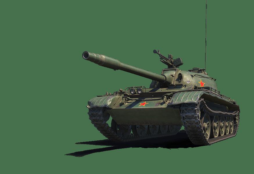 Премиум танк TYPE 62