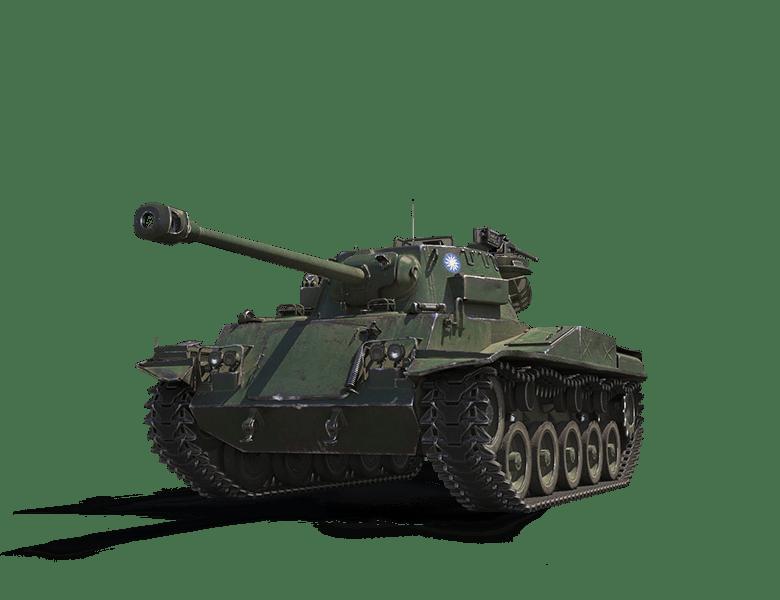 Премиум танк TYPE 64