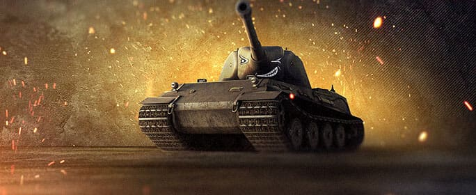 Статистика игрока в World of Tanks