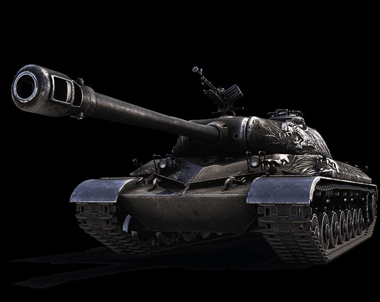 Премиум танк WZ-111 ALPINE TIGER