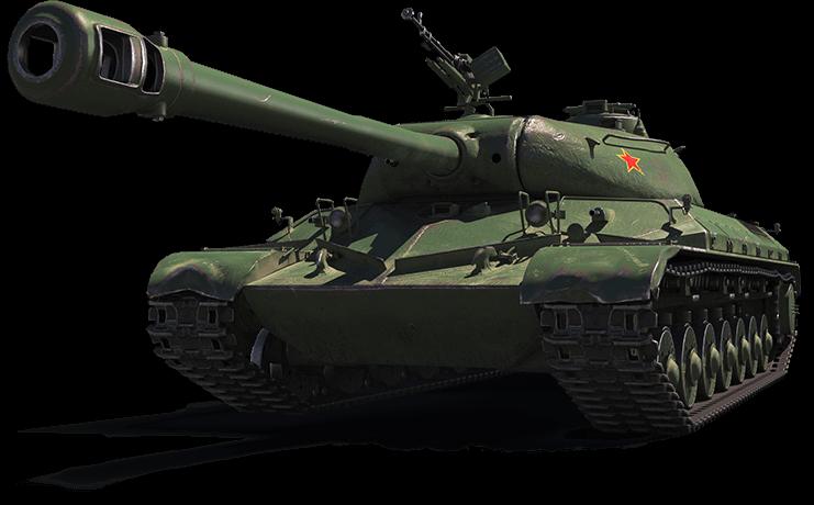 Премиум танк WZ-111
